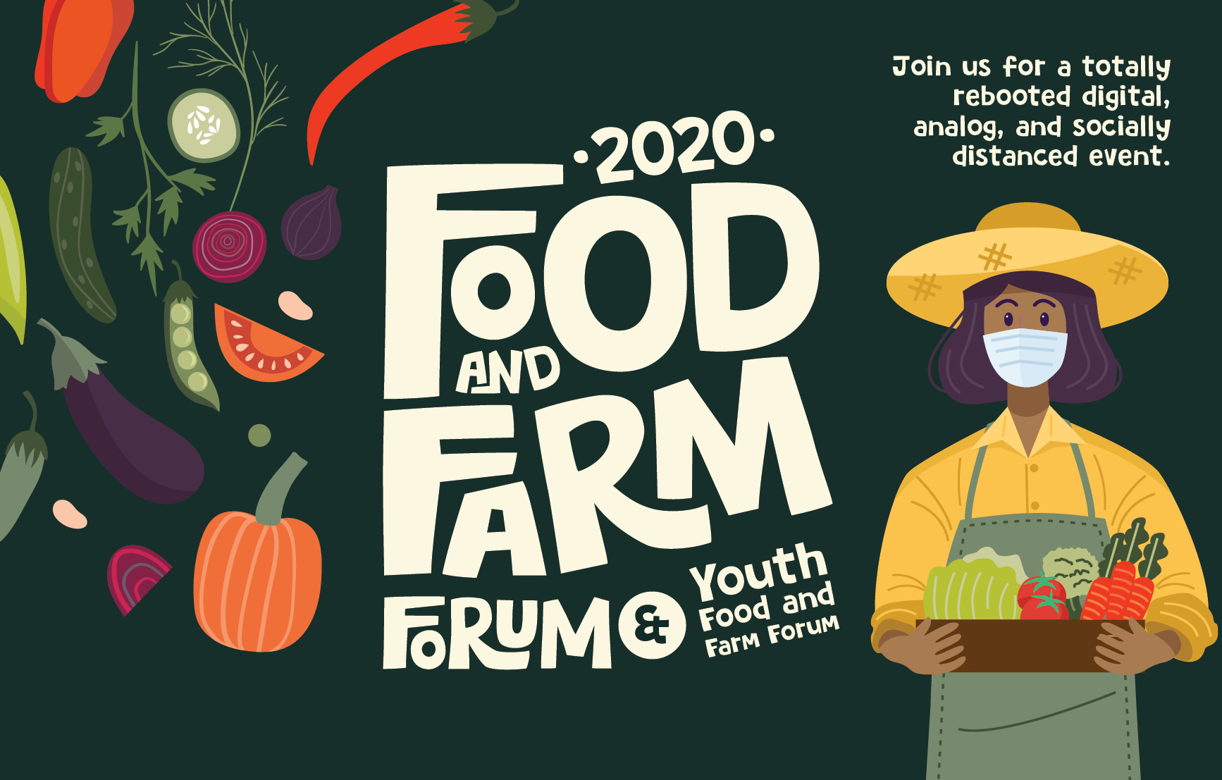 2020 Adapted Food & Farm Forum / Youth Food & Farm Forum